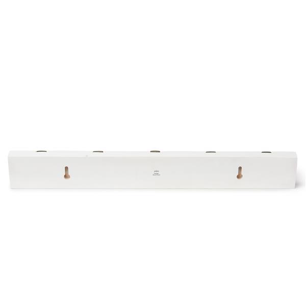 Umbra Flip White 5 Hook