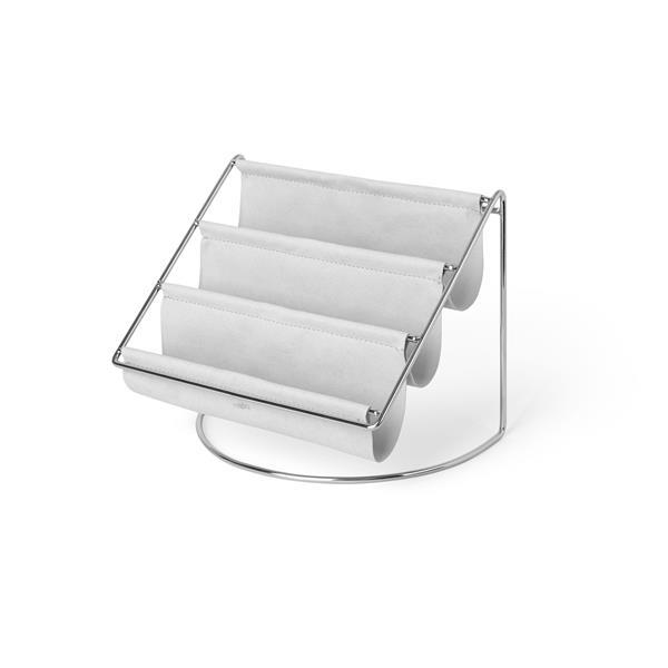 Umbra Hammock 6-in x 5.5-in x 7.75-in Grey Accessory Organizer