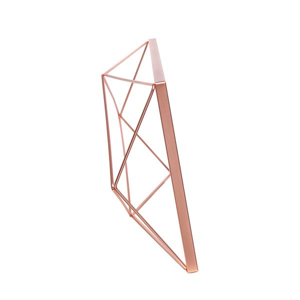 Umbra 5 x 7 Copper Prisma Photo Display