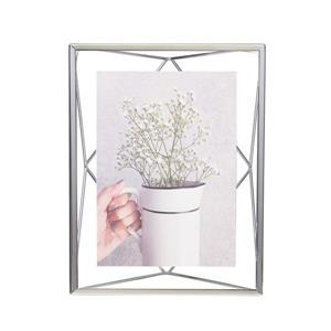 Umbra 5 x 7 Chrome Prisma Photo Display