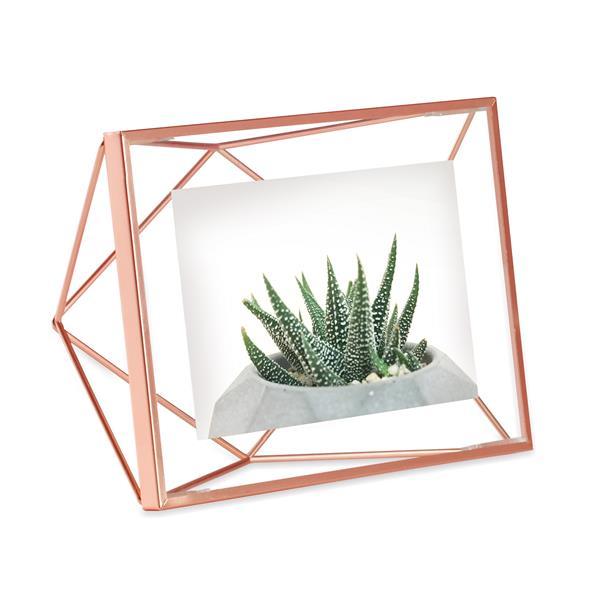 Umbra 4 x 6 Copper Prisma Photo Display