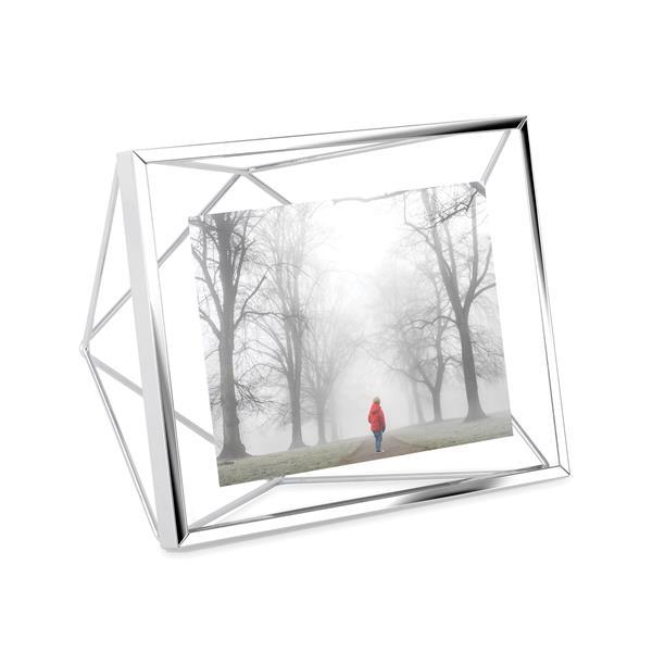 Présentoir de photos Prisma, chrome