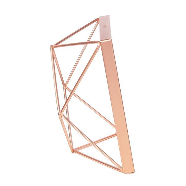 Umbra 4 x 4 Copper Prisma Photo Display