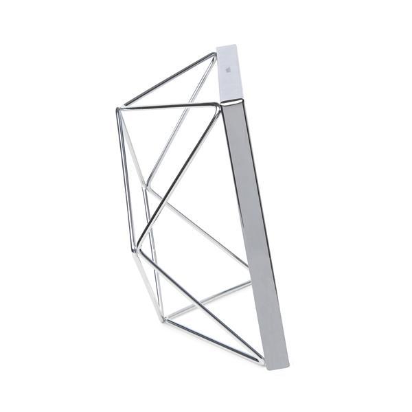 Umbra 4 x 4 Chrome Prisma Photo Display