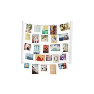 Umbra White Hangit Photo Display