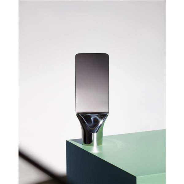 Umbra Chrome Press Standing Mirror