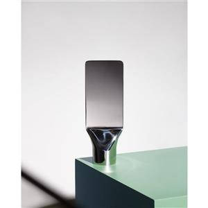 Umbra Chrome Press Standing Mirror
