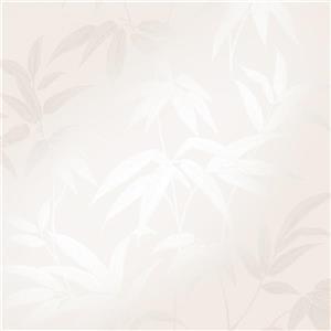 """Papier peint Sasa en feuille de bambou , 20,5"""", brun"""