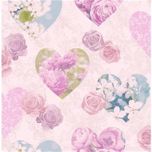 Flower Hearts Wallpaper - 20.5