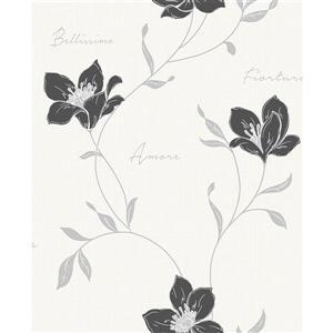 Papier peint floral Mischa, 20,5