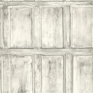 """Papier peint de salle commune, 20,5"""", blanc"""