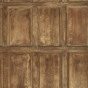 """Papier peint de salle commune, 20,5"""", brun"""