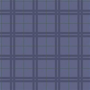 Brewster Wallcovering 20.5-in Blue Hilary Wallpaper