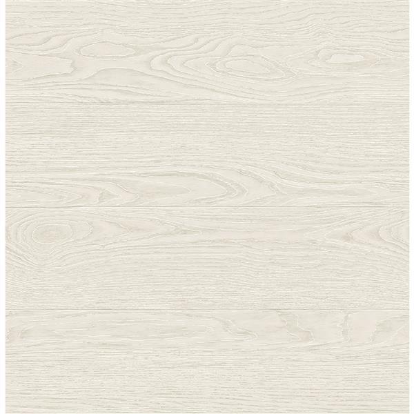 """Papier peint bois récupéré, 20,5"""", brun"""
