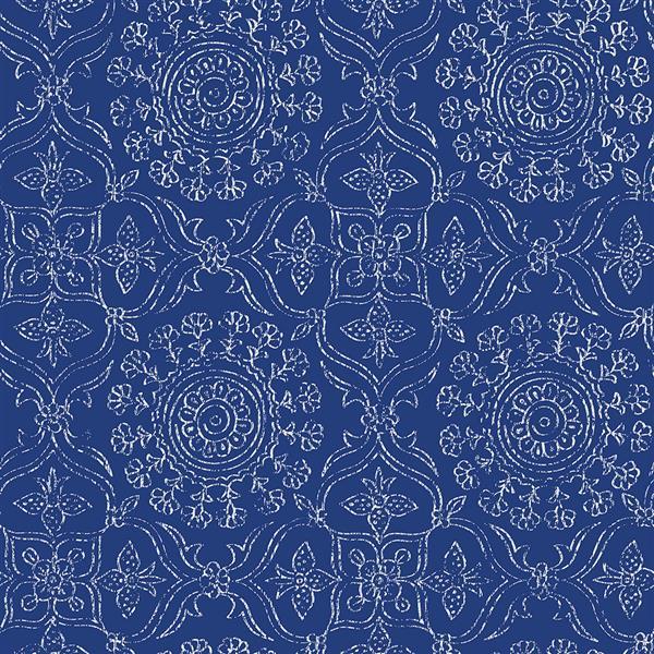 """NuWallpaper Byzantine Sticker Wallpaper - 20.5"""" x 216"""""""