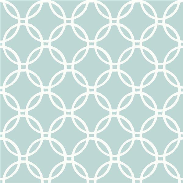 Nuwallpaper Peel Stick Wallpaper 20 5 In X 216 In Blue Nu1654 Rona