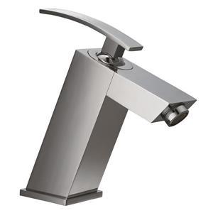 Sera Robinet de vanité de salle de bain Tema, chrome