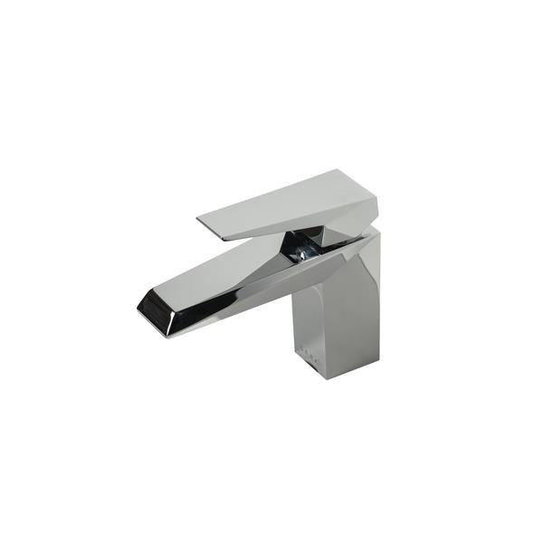 Sera Bathroom Vanity Faucet Prismatic, chrome