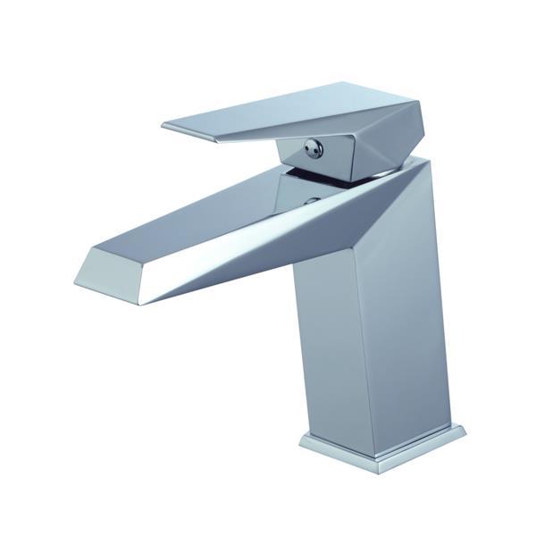 Sera Bathroom Vanity Faucet Prismatic, chrome