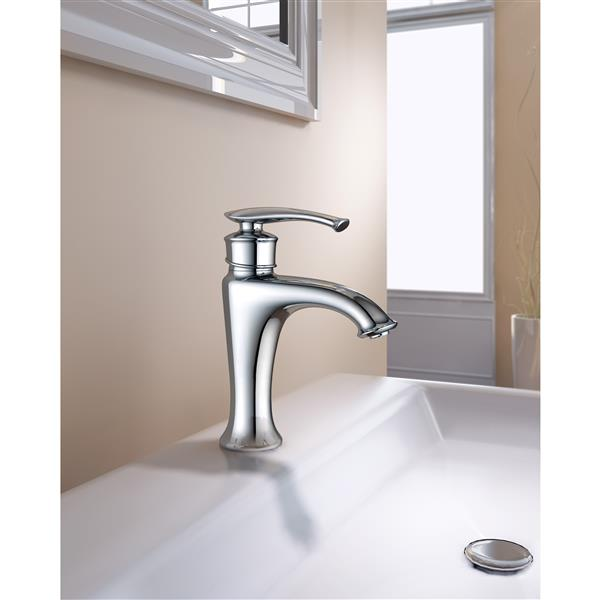 Sera Bathroom Vanity Faucet Phoenix, chrome
