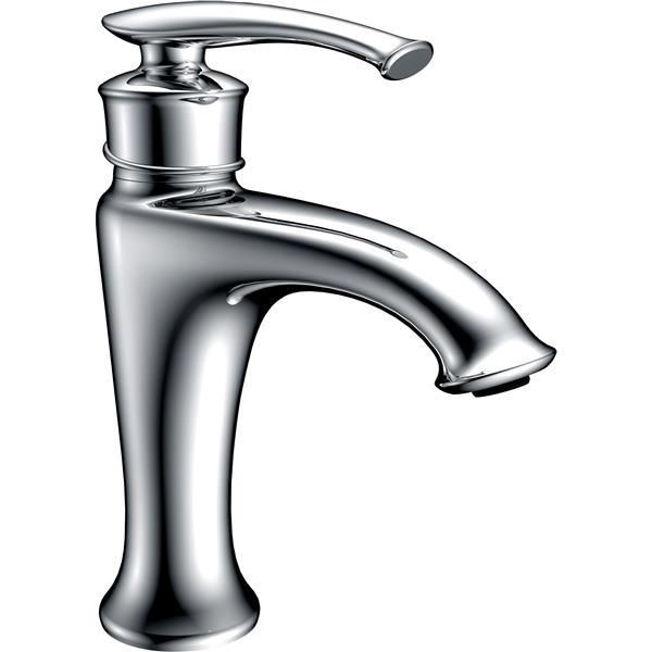 Sera Robinet de vanité de salle de bain Phoenix, chrome