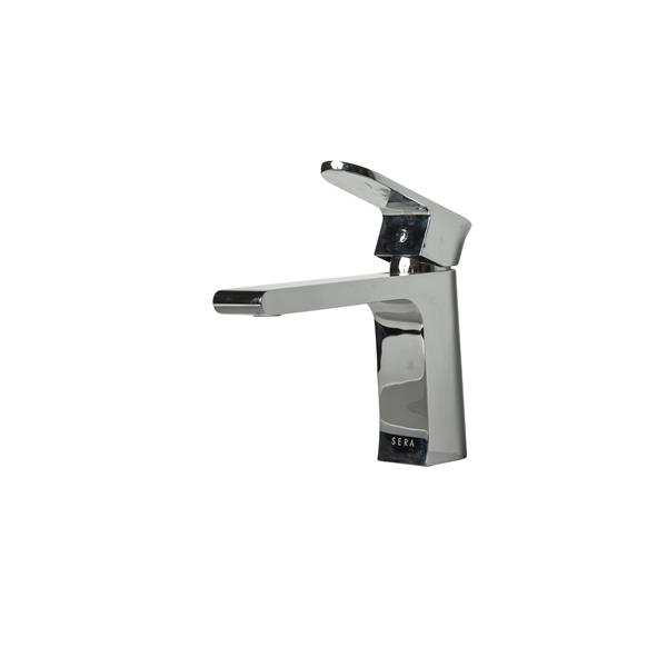 Sera Bathroom Vanity Faucet Manhattan, chrome