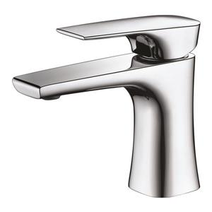Sera Bathroom Vanity Faucet Lecco, chrome