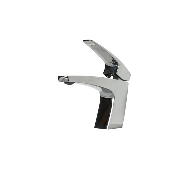 Sera Bathroom Vanity Faucet La Sella, chrome