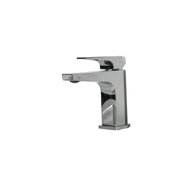 Sera Bathroom Vanity Faucet Andria, chrome