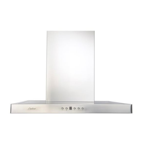 Cyclone 24-in Wall-Mounted Range Hood (Stainless Steel)