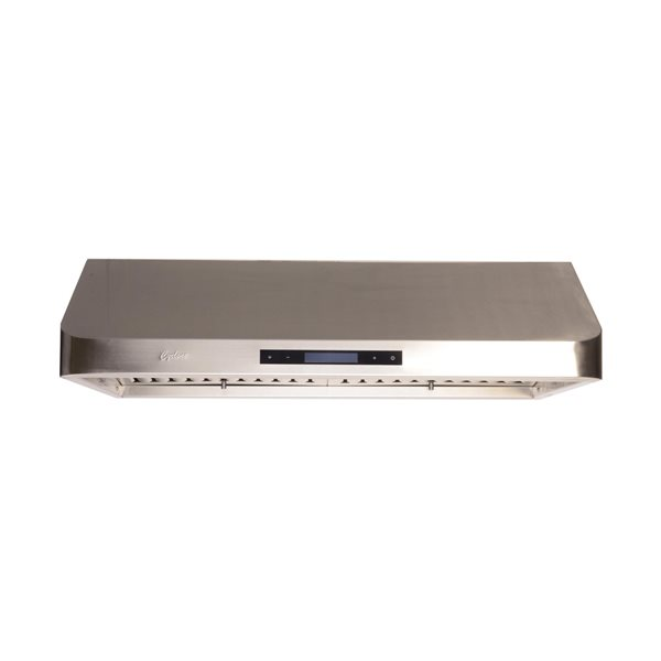 Cyclone 30-in Undercabinet Range Hood (Stainless Steel)