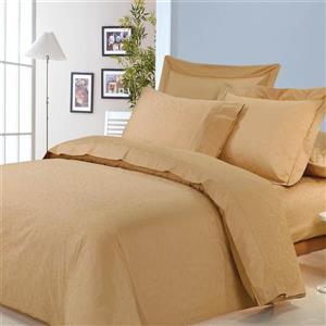 North Home Bedding Isabelle Jacquard 310-Thread Count Combed Cotton, Venetian-KingSheet Set