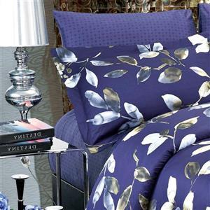 North Home Bedding Milano 250 Thread-Count Cotton Queen Sheet Set (4 Pieces)