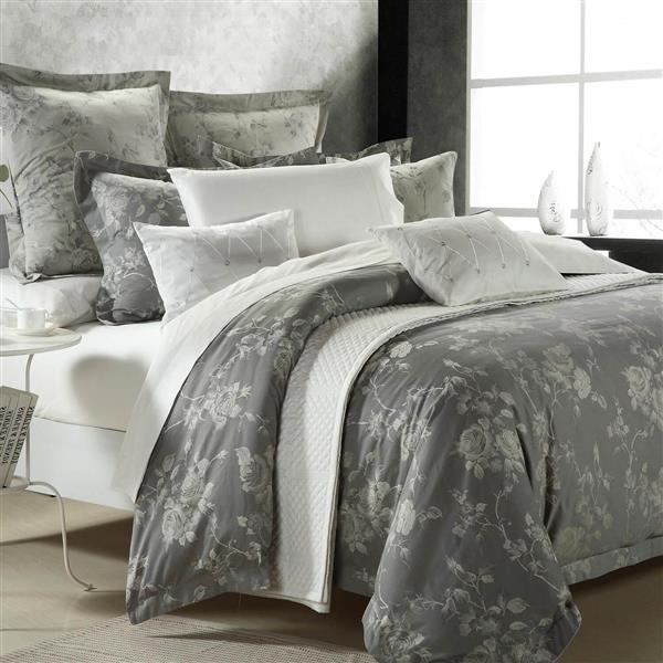 North Home Bedding Tess Queen 3-Piece Duvet Cover Set