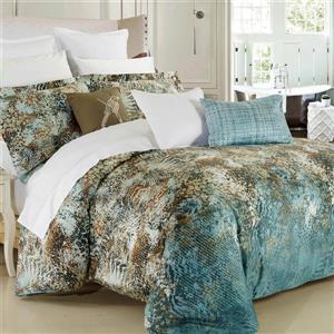 North Home Bedding Safari Queen 3-Piece Duvet Cover Set