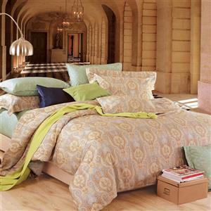 Ensemble housse de couette Utopia, grand lit, 4 mcx