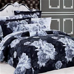 North Home Bedding Oakwood King 4-Piece Duvet Cover Set