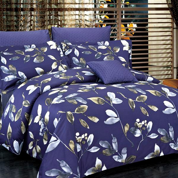North Home Bedding Mystery Queen 4-Piece Duvet Cover Set