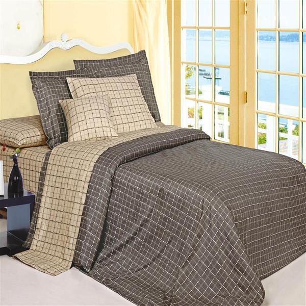 North Home Bedding Matrix Queen 4-Piece Duvet Cover Set