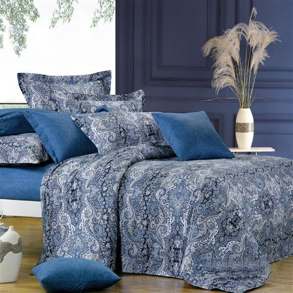 North Home Bedding Lauren Twin 4-Piece Duvet Cover Set