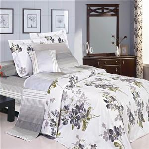 North Home Bedding Katie Queen 4-Piece Duvet Cover Set