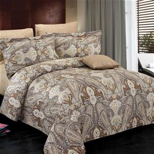 North Home Bedding Concord Queen 4-Piece Duvet Cover Set