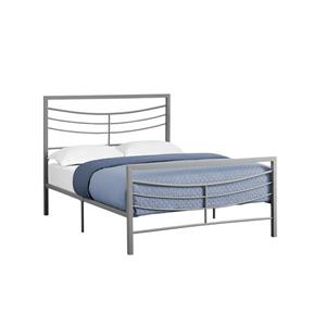 Monarch Silver Bed - 56.50-in x 78.50-in - Full