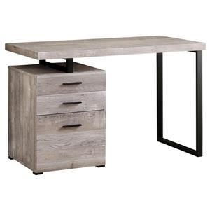 Bureau en bois recyclé, 48
