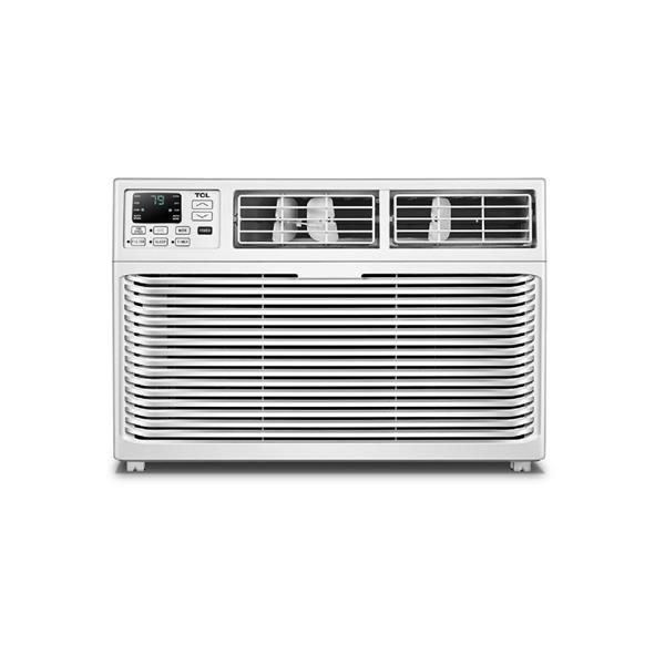 MVP Sales and Marketing North America Inc. 18.5-in x 13.3-in 8,000-BTU White Window Air Conditioner