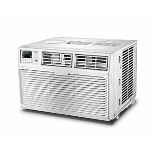 MVP Sales and Marketing North America Inc. 18.5-in x 13.3-in 6,000-BTU White Window Air Conditioner