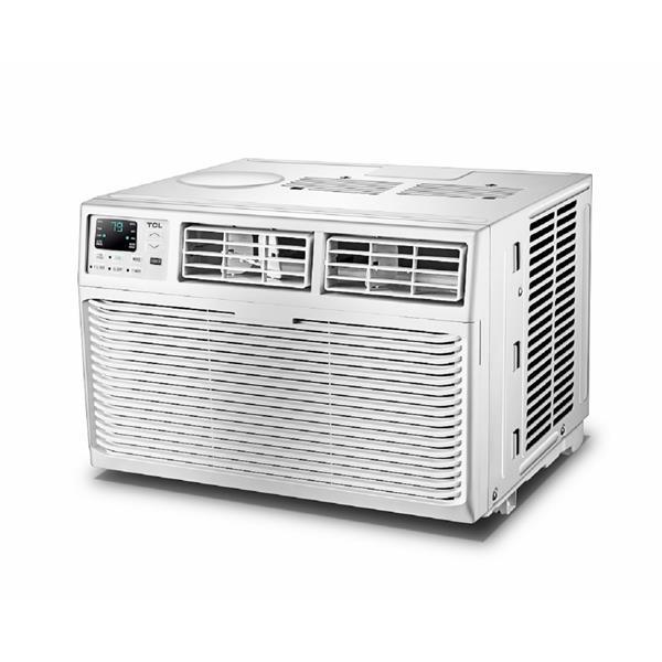TCL - Climatiseur pour fenêtre, 18.5 po x 13.3 po 6,000 BTU