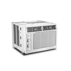 MVP Sales and Marketing North America Inc. 16-in x 12.5-in 5,000-BTU White Window Air Conditioner