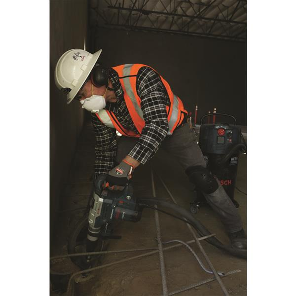 Bosch SDS-max® and Spline Dust Collection Attachment