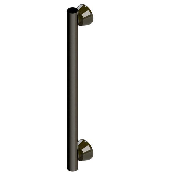 """Invisia barre linéaire, 24"""", bronze"""